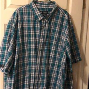 Other - Short sleeve button down shirt.